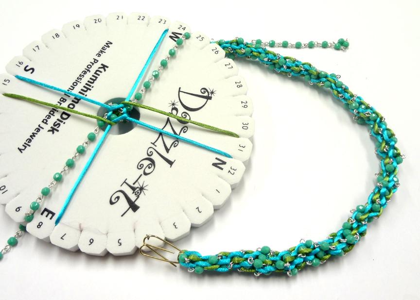 How to Make Beaded Stretch Bracelets  thesprucecraftscom