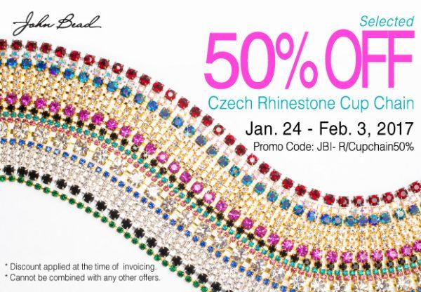 Rhinestone-Cup-Chain-Sale