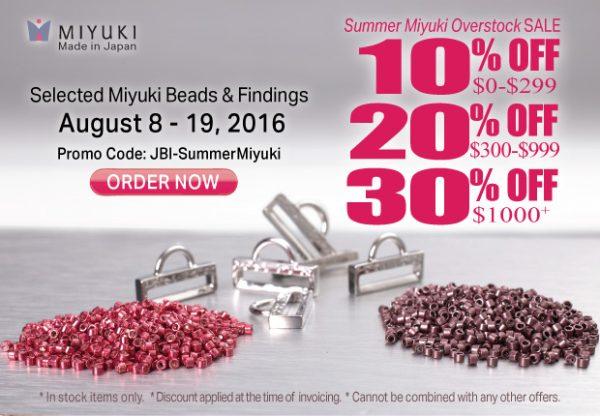 Summer Miyuki Sale
