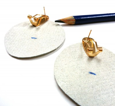 fingernail earring post tutorial welcome to the for
