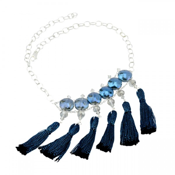 Tassel Maker Designed Necklace