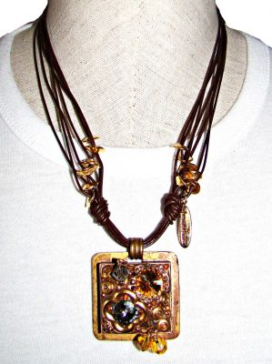 Trinketofgems  necklace