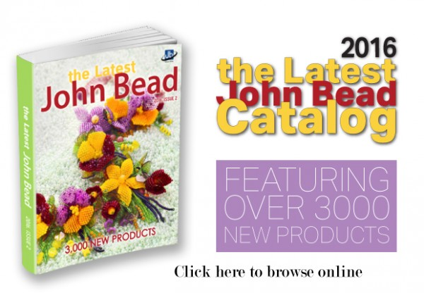 The Latest John Bead Catalog