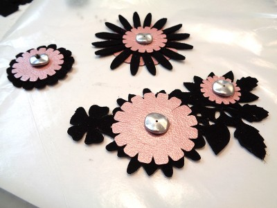 RETRO BLOOMING Necklace