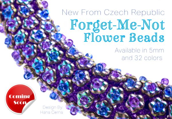 Forget-me-not-Beads