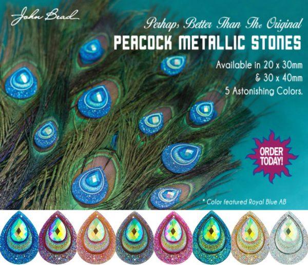 Peacock Stones