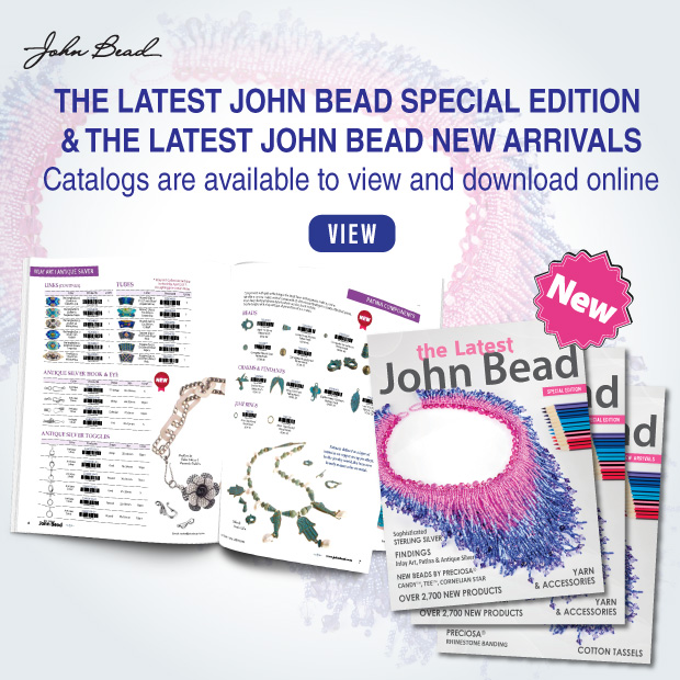 Our Major Bead and Components Catalogs