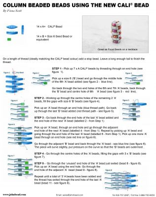 CALI-Column-Beaded-Instructions