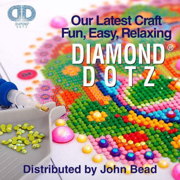 Diamond Dotz New Craft At John Bead Welcome To The