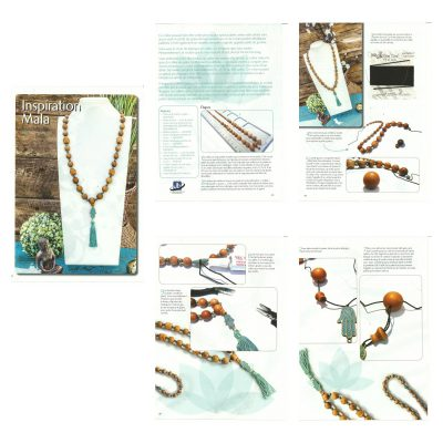 Carmi Cimicata Mala Style Necklace