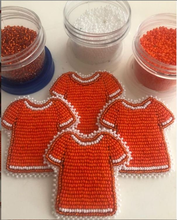 Orange Shirt Pin Project and Resources